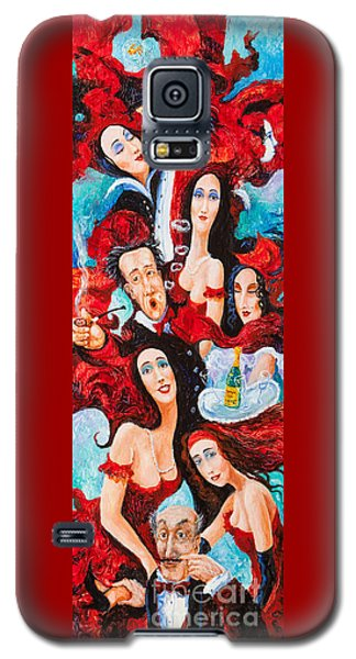 The Groom Galaxy S5 Case