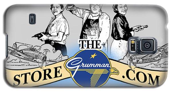 The Grumman Store Galaxy S5 Case