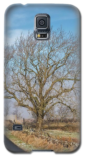 Galaxy S5 Case featuring the photograph The Guardian by Jeremy Lavender Photography