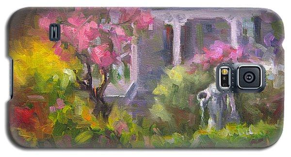 The Guardian - Plein Air Lilac Garden Galaxy S5 Case