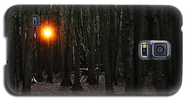 Galaxy S5 Case featuring the photograph The Guiding Light by Debbie Oppermann