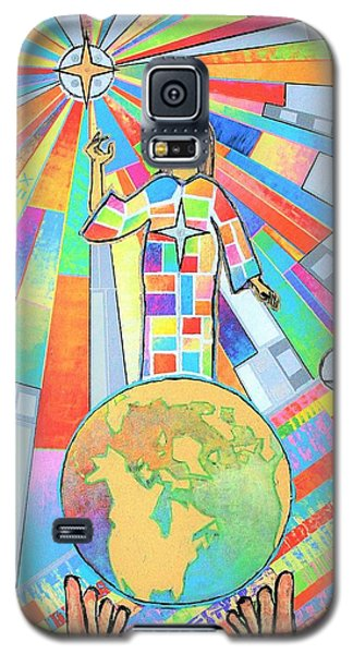 The Guiding Light Galaxy S5 Case