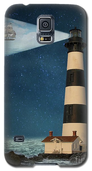 Galaxy S5 Case featuring the photograph The Guiding Light by Juli Scalzi
