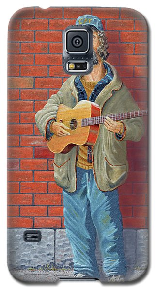The Guitarist Galaxy S5 Case