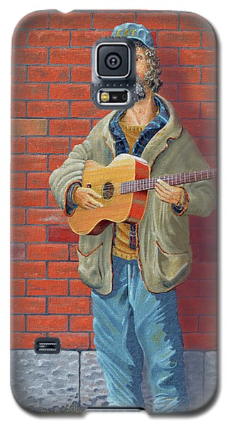 The Guitarist Galaxy S5 Case