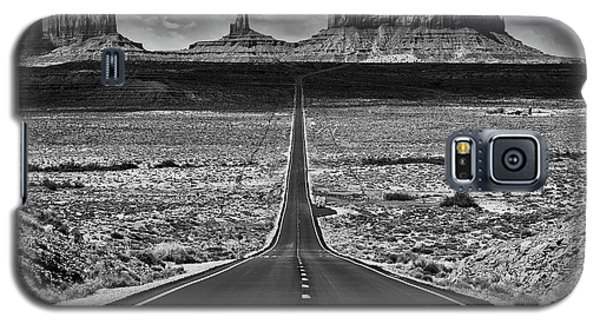 The Gump Stops Here Galaxy S5 Case by Darren White