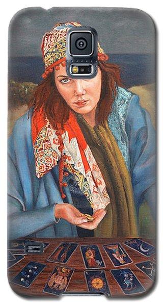The Gypsy Fortune Teller Galaxy S5 Case