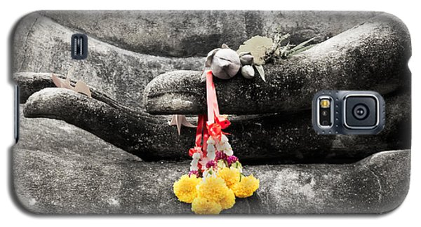 The Hand Of Buddha Galaxy S5 Case