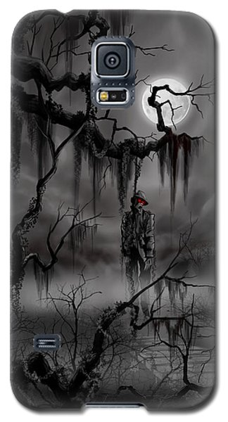 The Hangman Galaxy S5 Case by James Christopher Hill