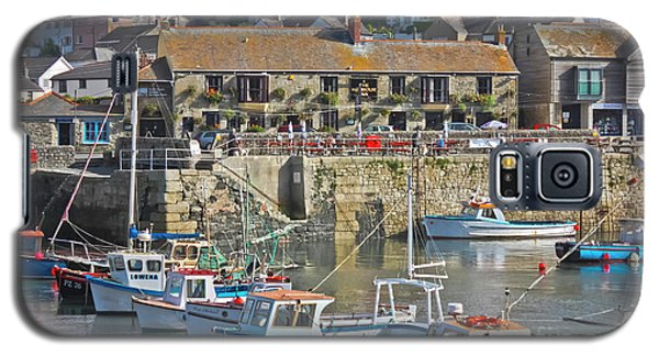 The Harbour Inn Porthleven Galaxy S5 Case