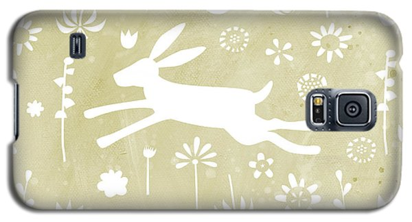 The Hare In The Meadow Galaxy S5 Case