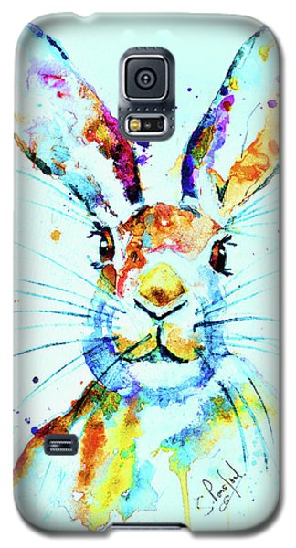 The Hare Galaxy S5 Case by Steven Ponsford