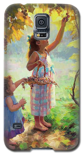 The Harvesters Galaxy S5 Case