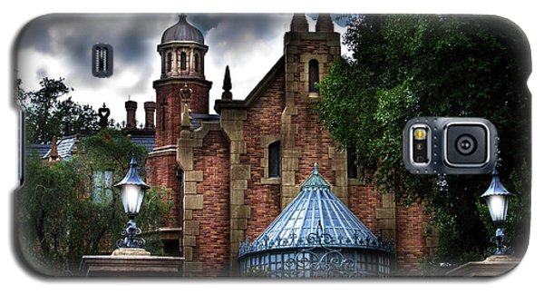 The Haunted Mansion Galaxy S5 Case