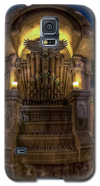 The Haunted Organ Galaxy S5 Case