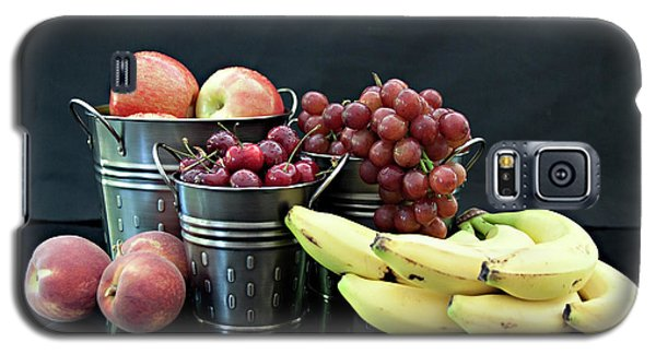 Galaxy S5 Case featuring the photograph The Healthy Choice Selection by Sherry Hallemeier