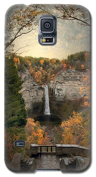 The Heart Of Taughannock Galaxy S5 Case