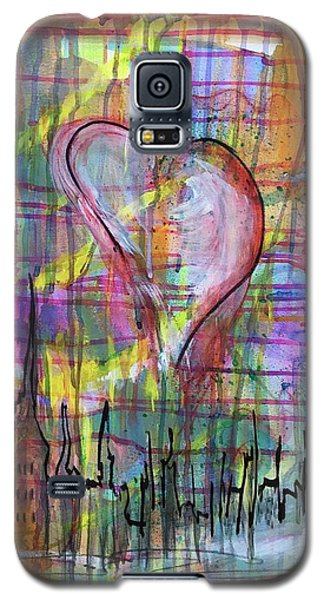 The Heart Of The City Galaxy S5 Case