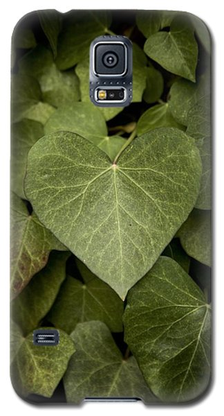 Galaxy S5 Case featuring the photograph The Heart's Truth by Colleen Williams
