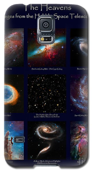 The Heavens - Images From The Hubble Space Telescope Galaxy S5 Case