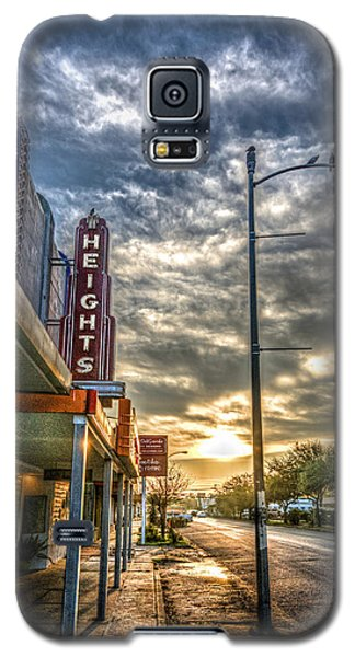 The Heights At Morning Light Galaxy S5 Case by TK Goforth