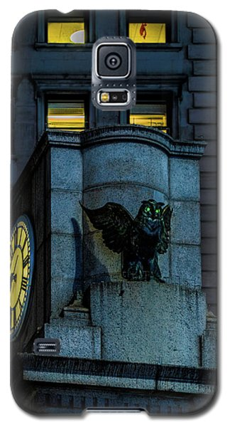 The Herald Square Owl Galaxy S5 Case