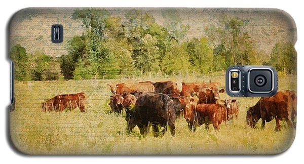 The Herd Galaxy S5 Case