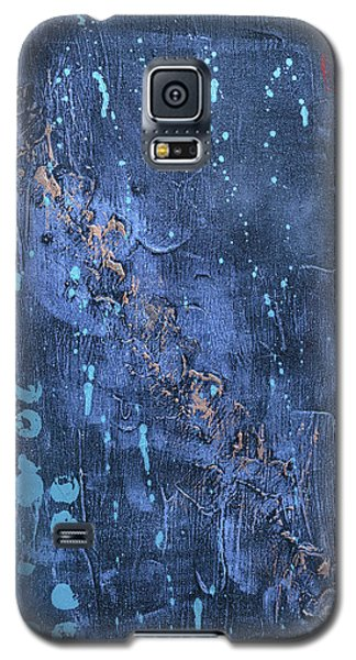 Galaxy S5 Case featuring the painting The Hidden  by Theresa Kennedy DuPay