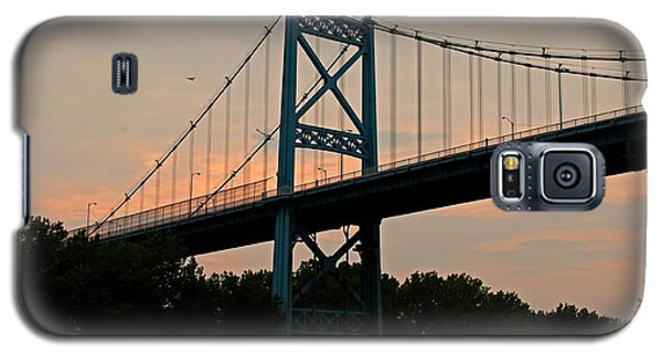 The High Level Aka Anthony Wayne Bridge I Galaxy S5 Case