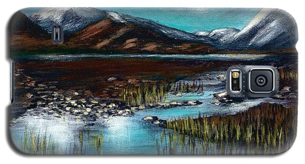 The Highlands - Scotland Galaxy S5 Case