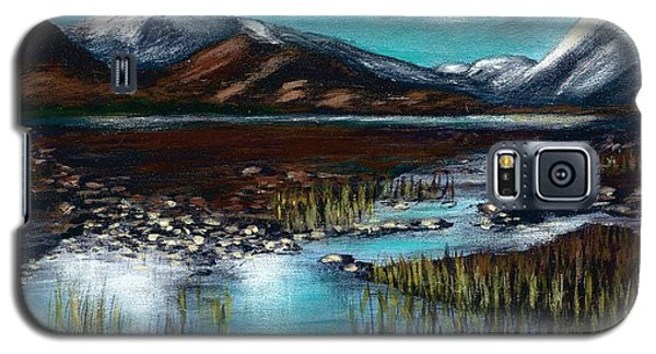 The Highlands - Scotland Galaxy S5 Case