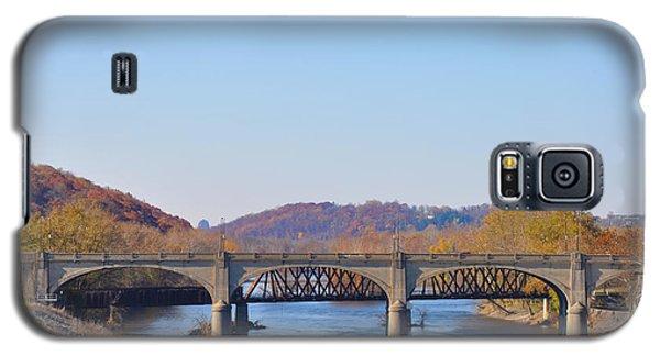 The Hill To Hill Bridge - Bethlehem Pa Galaxy S5 Case