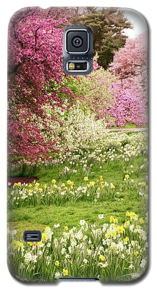 Galaxy S5 Case featuring the photograph The Hills Are Alive by Jessica Jenney
