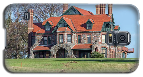The Historic Eustis Estate In Milton Massachusetts Galaxy S5 Case