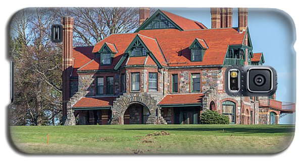 The Historic Eustis Estate In Milton Massachusetts Galaxy S5 Case