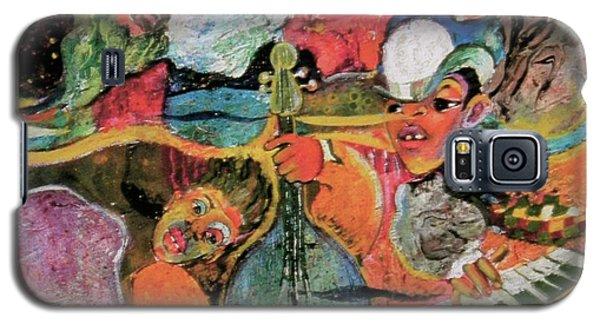 The Holland Jazz Trio Galaxy S5 Case