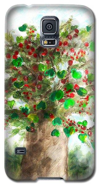 The Holy Oak Tree Galaxy S5 Case