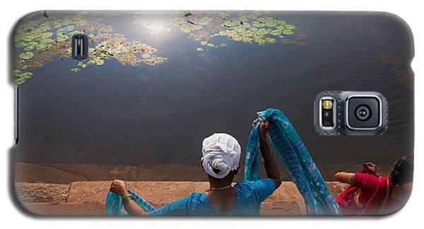 The Holy Pond Galaxy S5 Case