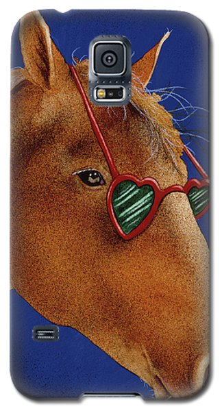 The Horse Lover... Galaxy S5 Case