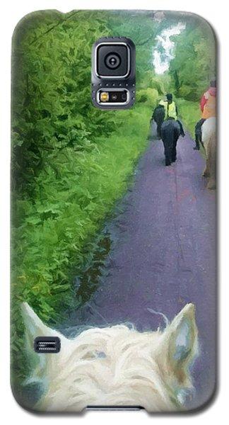 The Horse Ride Galaxy S5 Case