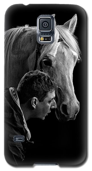 The Horse Whisperer Extraordinaire Galaxy S5 Case
