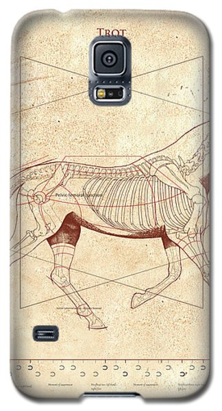 The Horse's Trot Revealed Galaxy S5 Case
