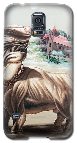 The Hound Of The Baskervilles Galaxy S5 Case