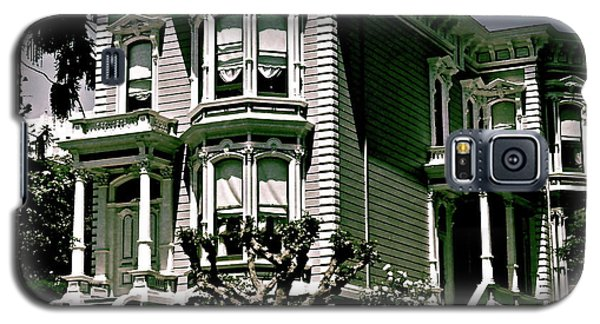 The House On The Hill Galaxy S5 Case by Ira Shander