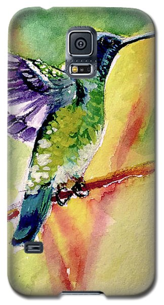 The Hummingbird Galaxy S5 Case