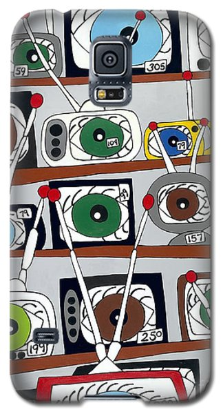 The Hungry Eye Galaxy S5 Case