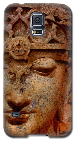 The Illusion Of Time Galaxy S5 Case