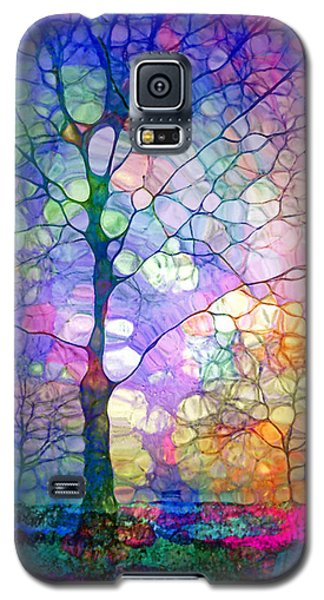 The Imagination Of Trees Galaxy S5 Case by Tara Turner