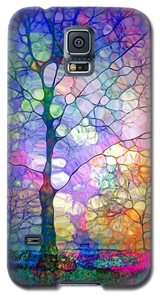 The Imagination Of Trees Galaxy S5 Case