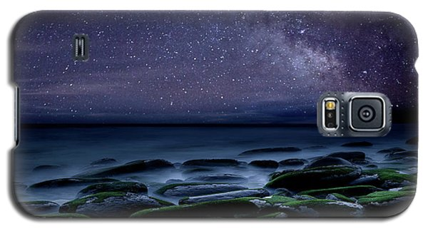 Galaxy S5 Case featuring the photograph The Immensity Of Time by Jorge Maia